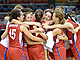 Marinkovic Magic Seals Serbia Win
