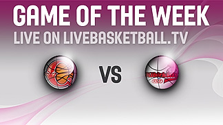 EuroLeague Women Game of the Week: Sparta&K vs. Vilnius