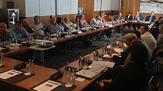 EuroLeague Women clubs general assembly, July 2014
