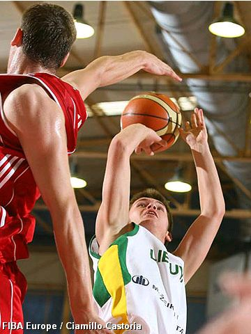 Lithuania vs. Turkey