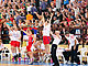 Triumphant Serbia Soar Into Semi-Finals