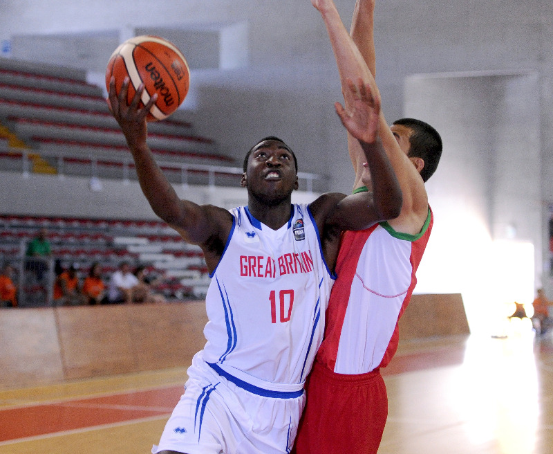 10. Jules Dang Akodo (Great Britain)
