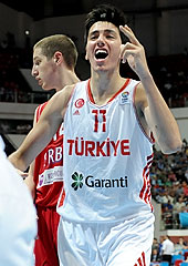 11. Ege Arar (Turkey)