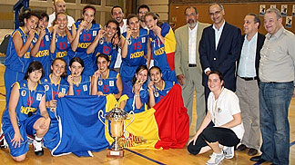 Andorra Win Division C Crown