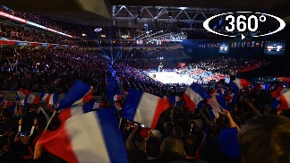 Experience The 360 Degree Thrill Of EuroBasket 2015