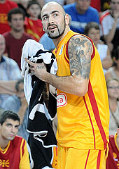 Pero Antic (F.Y.R. of Macedonia)