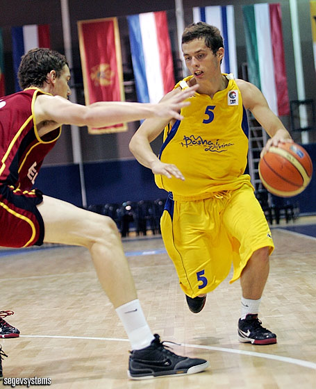 5. Nebojsa Maksimovic (Bosnia and Herzegovina)