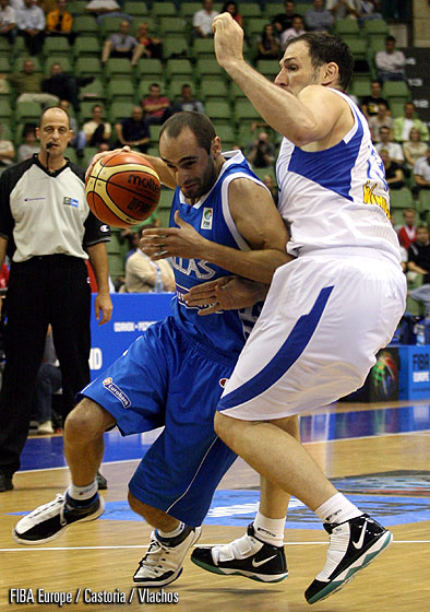 4. Ioannis Kalampokis (Greece)