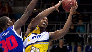 Rickey Paulding (EWE Baskets)
