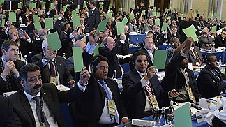 Extraordinay World Congress, Turkey, 16 March 2014
