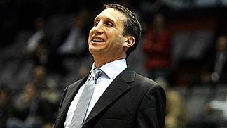 David Blatt (Dynamo St Petersburg)