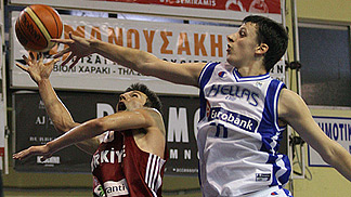 Can Mutaf (Turkey) and Andreas Kanonidis (Greece)