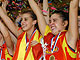 Spain March To Third Straight Title