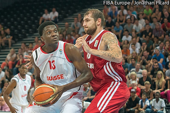 13. Clint Capela (Switzerland)