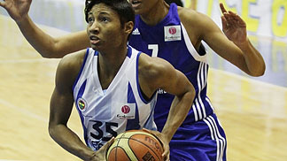 35. Angel McCoughtry (Fenerbahce)