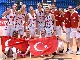 Turkey have secured a spot in the Olympic Qualifying Tournament
