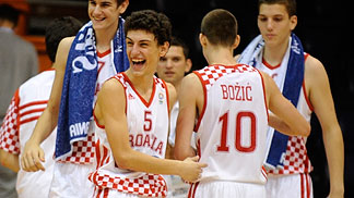 5. Roko Dominovic (Croatia)