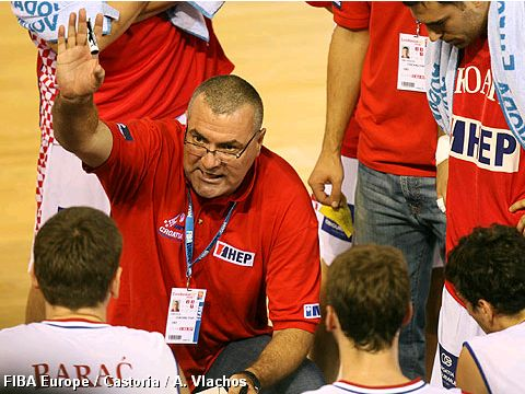 Jasmin Repesa (Head Coach Croatia)
