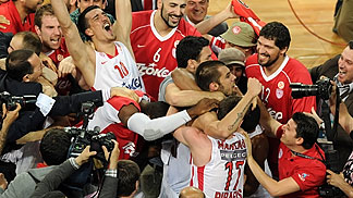 Olympiacos - Euroleague Final 2012