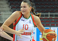 Veremeenko contributed a double-double for the winner/losers