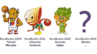 EuroBasket 2015 Mascot competition