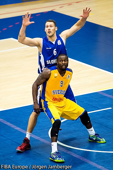 9. Thomas Massamba (Sweden)