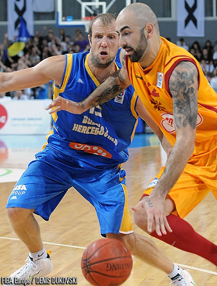 12. Pero Antic (F.Y.R. of Macedonia)