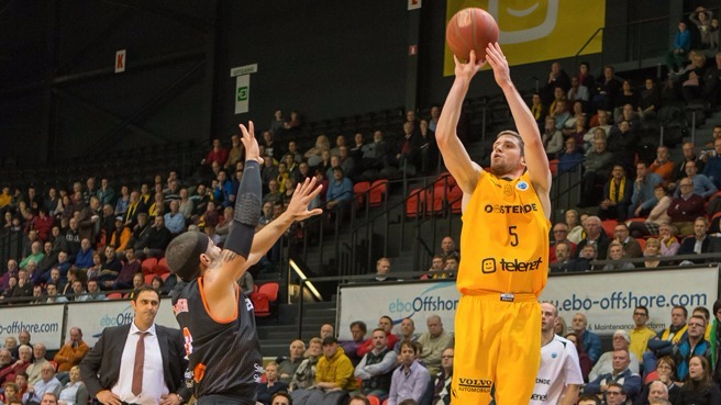 FIBA Europe Cup Teams Sweep Belgian Awards