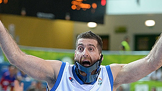 13. Kostas Kaimakoglou (Greece)