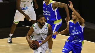 ASVEL Basket Ride Newbill's Hot Hand To Beat Kormend