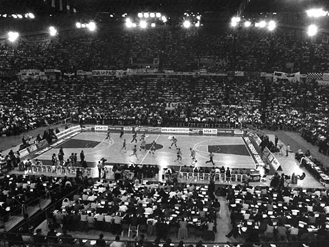The 1993 EuroLeague Final Four in Athens