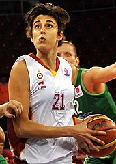 21. Alba Torrens (Galatasaray)
