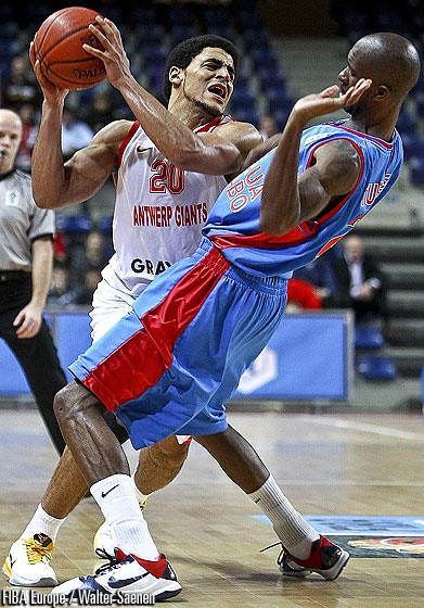20. Jean Marc Mwema (Antwerp Giants)