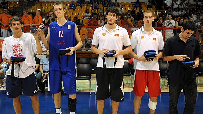 MVP Spasojevic Tops All Tournament Team