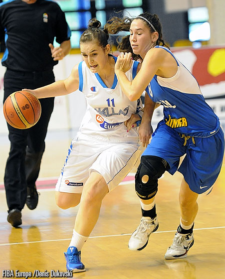 11. Anastasia Slouka (Greece)