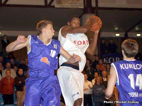 Marcus Douthit (RBC Verviers-Pepinster)