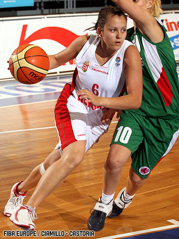 Dora Szondy (Hungary)