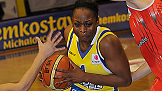 4. Danielle Mc Cray (Good Angels Kosice)