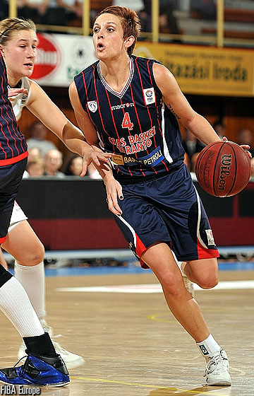 4. Megan Mahoney (Cras Basket Taranto)