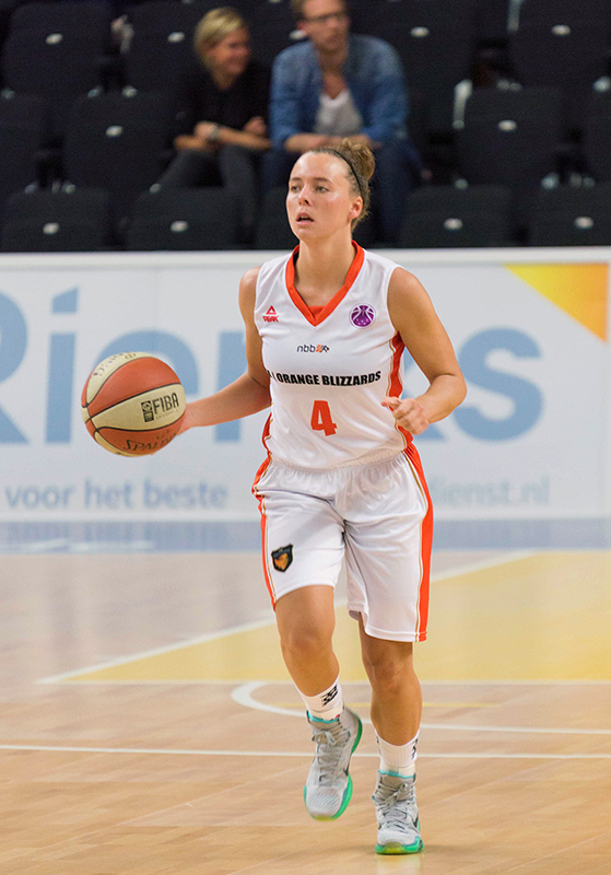 4. Karin Kuijt (Orange Blizzards)