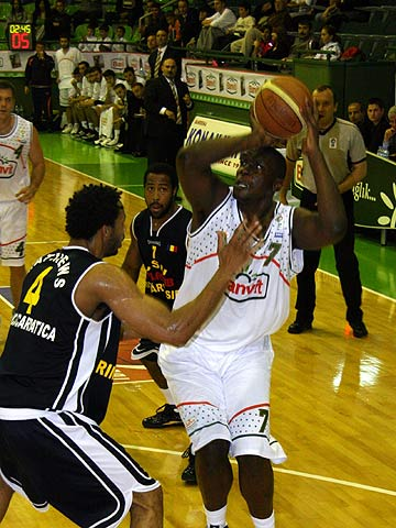 Lance Williams (Banvit BC)