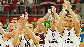 Freimanis, Latvia Taking It Step By Step