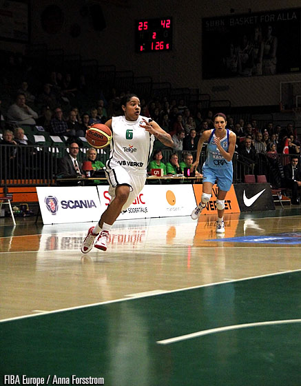 6. Angelique Robinson (Telge Basket)
