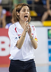 Anna Caula Paretas (Spain Head Coach)