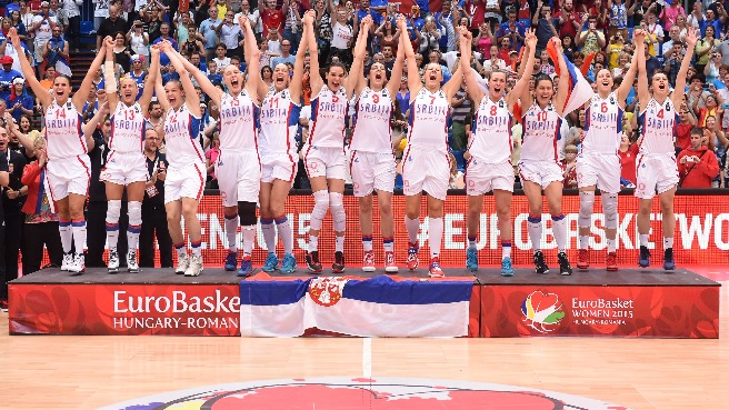 Historic First Title For Super Serbia