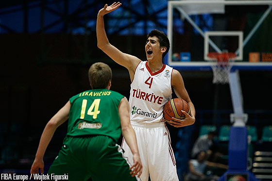 4. Kenan Sipahi (Turkey)