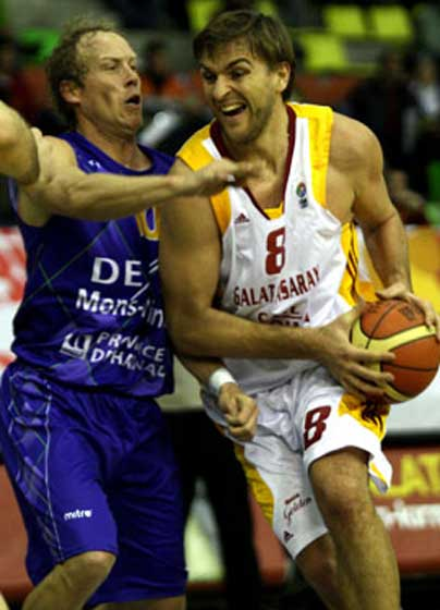 8. Andrija Zizic (Galatasaray Café Crown)