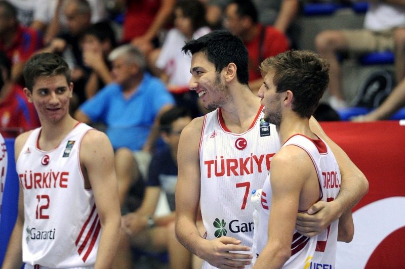 6. Dogus Özdemiroglu (Turkey), 7. Ege Arar (Turkey), 12. Berk Demir (Turkey)