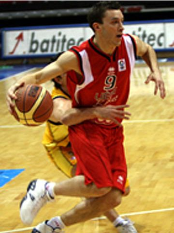 Xavier Collette (Liege Basket)