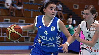 4. Dimitra Kampouraki (Greece)
